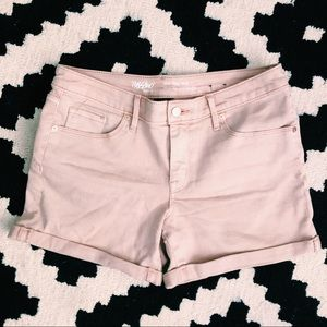 Mossimo Target Pink Shorts